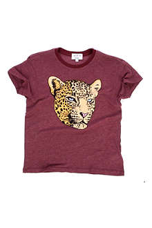 WILDFOX Cheetah t-shirt 7-14 years