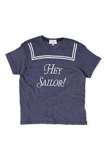 WILDFOX Hey Sailor! t-shirt 7-14 years
