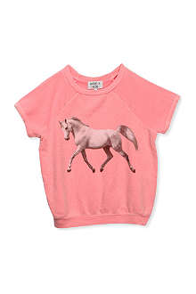 WILDFOX Horse printed jumper 4-14 years