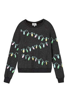 WILDFOX Glowing lights jumper 7-14 years