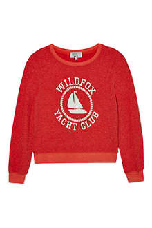 WILDFOX Yacht club jumper 7-14 years