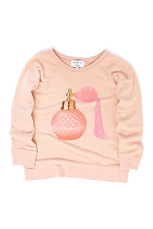 WILDFOX Perfume sweatshirt 7-14 years