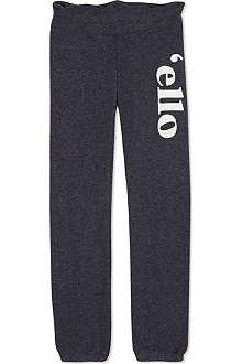 WILDFOX 'Ello Malibu sweat pants 7-8 years