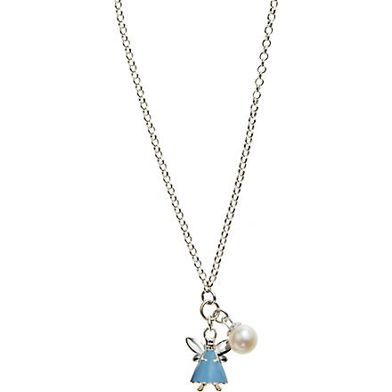 MOLLY BROWN Blue fairy necklace
