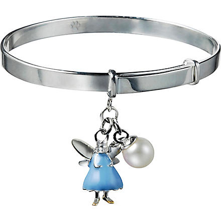 MOLLY BROWN Blue fairy bangle
