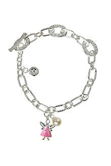 MOLLY BROWN Pink fairy bracelet