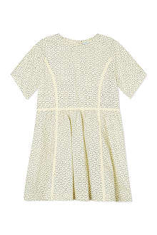 MINI A TURE Trimmed print dress 2-8 years