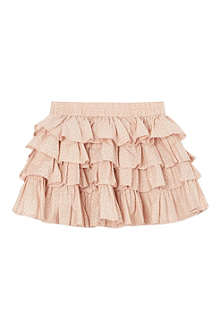 MINI A TURE Printed tiered skirt 2-8 years