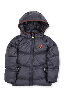 SCOTCH R'BELLE Hooded padded jacket 4-14 years