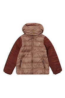 SCOTCH R'BELLE Contrast body puffa jacket 4-16 years
