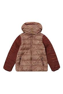 SCOTCH R'BELLE Contrast body puffa jacket 4-16 years