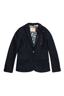 SCOTCH R'BELLE Shimmer classic blazer 4-16 years