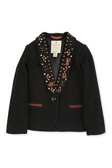 SCOTCH R'BELLE Embellished blazer 4-14 years