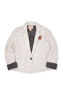 SCOTCH R'BELLE Sparkle jersey blazer 4-14 years