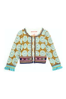 SCOTCH R'BELLE Combination print blazer 4-16 years