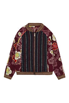 SCOTCH R'BELLE Floral reversible jacket 4-16 years