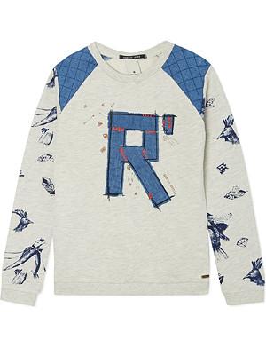 SCOTCH R'BELLE Fancy sweatshirt 4-16 years