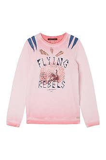 SCOTCH R'BELLE Fancy sweatshirt 4-16 years