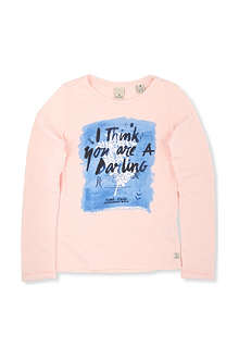 SCOTCH R'BELLE Darling long-sleeved t-shirt 4-14 years