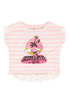 SCOTCH R'BELLE Florida t-shirt 4-14 years