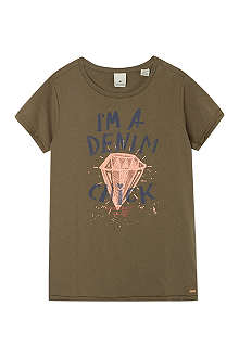 SCOTCH R'BELLE Diamond t-shirt 4-16 years