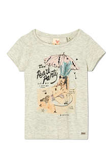 SCOTCH R'BELLE Pearl party t-shirt 4-16 years