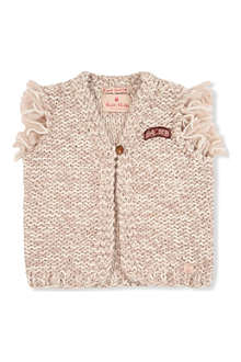 SCOTCH R'BELLE Knitted gilet 4-14 years