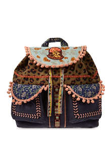 SCOTCH R'BELLE Mix and Match patchwork backpack