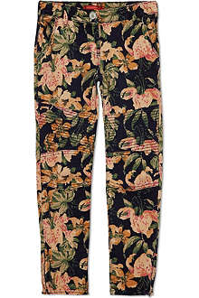 SCOTCH R'BELLE Print biker trousers 4-16 years