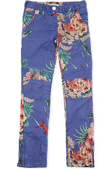 SCOTCH R'BELLE Floral jeans 4-14 years