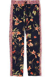 SCOTCH R'BELLE Printed harem trousers 4-16 years