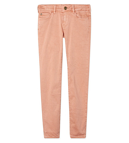 SCOTCH R'BELLE Voyage skinny jeans 4-16 years (Blush