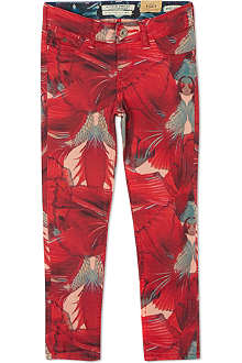 SCOTCH R'BELLE Scotch R'Belle Tropical Fish Printed Jean 4-16 Years