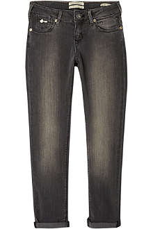SCOTCH R'BELLE Parisienne smoky grey denim jeans 4-16 years