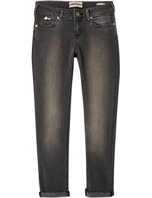 SCOTCH R'BELLE Parisienne smoky grey denim jeans 4-16 years