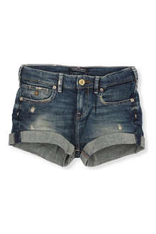 SCOTCH R'BELLE Denim shorts 4-14 years