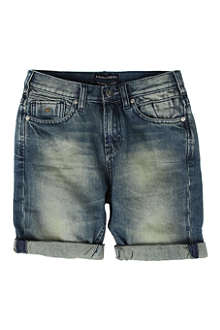 SCOTCH R'BELLE Scotch R'Belle loose fit denim shorts 10-14 years