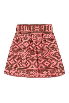 SCOTCH R'BELLE Aztec aline skirt 4-16 years