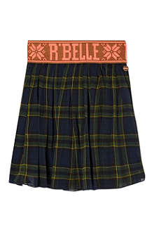 SCOTCH R'BELLE Tartan skirt 4-16 years