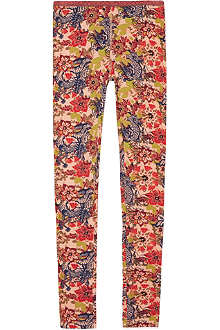 SCOTCH R'BELLE Floral leggings 4-16 years