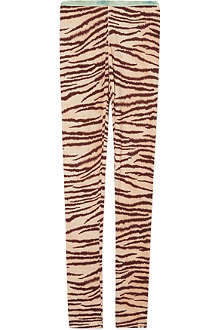 SCOTCH R'BELLE Zebra leggings 4-16 years