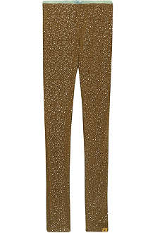 SCOTCH R'BELLE Metallic eye leggings 4-16 years