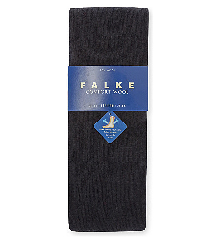 FALKE Falke comfort wool socks 12 months-12 years (Navy