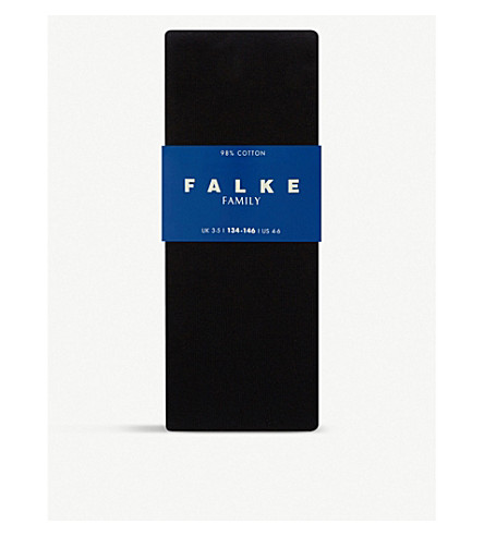 FALKE Falke classic tights 12 months-12 years (Black
