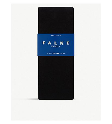 FALKE Falke 经典紧身裤 12 months-12 年 (黑色