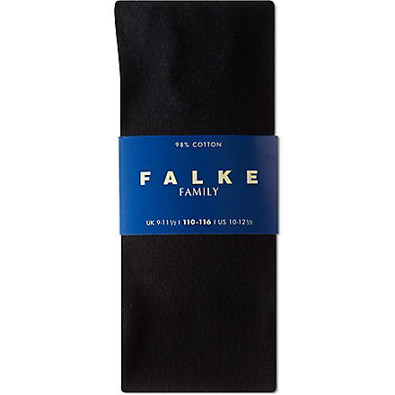 FALKE Falke classic tights 12 months-12 years (Navy