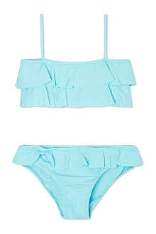 MELISSA ODABASH Frilly two-piece swimsuit 2-14 years