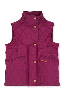 BARBOUR Quilted liddesdale gilet 2-15 years
