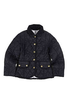 BARBOUR Vintage quilted jacket 2-15 years