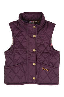 BARBOUR Liddesdale gilet 2-15 years